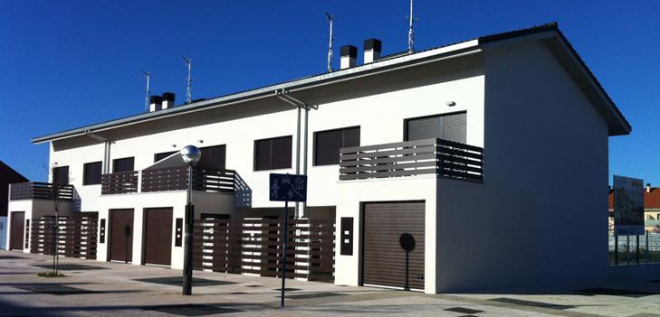 Obra nueva arke arquitectos vitoria - Casa obra nueva ...